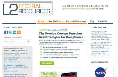 L2 Federal Resources