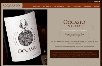 Occasio Winery