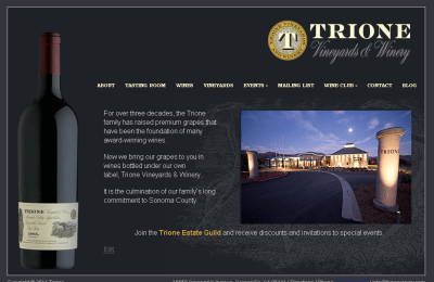 Trione Vineyards & Winery